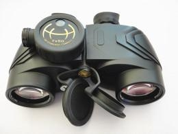 China Marine binoculars High Quality 7X50 Military Binoculars with Compass on sale