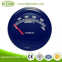 China analog high temperature car pyrometer 0-1000 on sale
