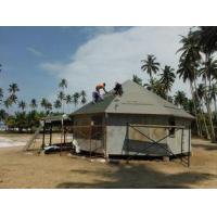 China Prefab Bench Hotel / Island Resort Beach Bungalow on sale