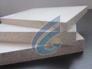 China glass magnesium fireproof board on sale