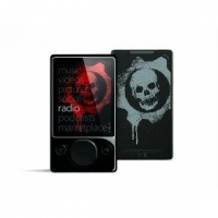 Zune 120 GB Video MP3 Player, Gears of War 2 Special Edition (Black) Item No.: 1036