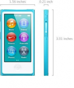 China Apple iPod nano (7th generation) Item No.: 2718 on sale