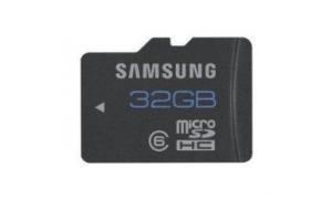 China Samsung High Speed microSDHC Memory Card Item No.: 2066 on sale