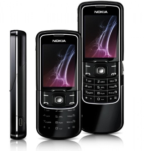 China NEW NOKIA 8600 LUNA 128MB UNLOCKED 2MP PHONE Item No.: 509 on sale