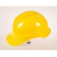 China ABS Plastic Anti - Shock Oilfield Safety Products Ventilated Hard Hat on sale