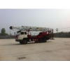 China ZJ10 Petroleum Trailer Mounted Drilling Rigs Hydraulic + Mechanical Drilling Rig for sale