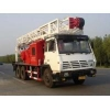 China Hydraulic Rotary Truck-Mounted Drilling Rig ZJ40 4000m 2250KN for sale