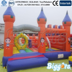 China Commercial Adult Inflatable Bounce House Castle Palyground for Sale 5003 on sale