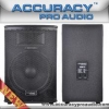 China Speakers Big Powered Passive 15 Inch Professional Speaker WM15 for sale