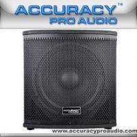 "Speakers 15"" 300W Subwoofer Professional Speaker Manufacturer WM15SA"