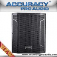Speakers 400W PA Sound System Professional Subwoofer WI18S