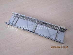 China metal clip metal 3 post binder on sale