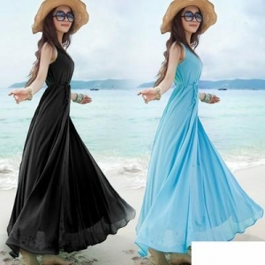 China Summer Long Dress on sale