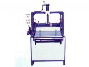 China HYDRAULIC RUBBER SHEET CUTTING MACHINE on sale