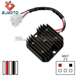 China FZR600, TDM850 (94-99), VS1400 Intruder Motorcycle Voltage Regulator Rectifier with high quality on sale