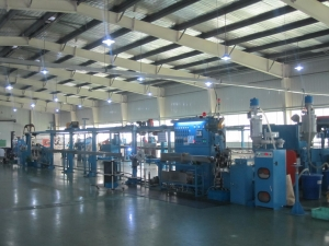 China Electrical Wire\Power Wire Extruder Line on sale