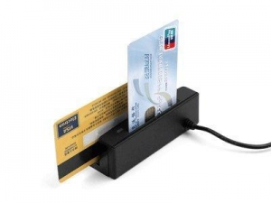 China Contactless Card read.. ZCS100-IC Magnetic Stripe Reader + EMV IC Chip Card Reader Writer on sale