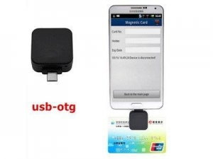 China imagpay-usb-otg Android Specific Mobile Magnetic Credit Card Reader on sale