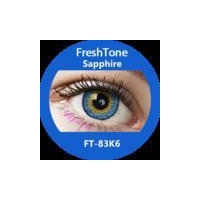 FreshTone EYE-TO-EYE 15mm big diameter korean cosmetics wholesale color contact lenses