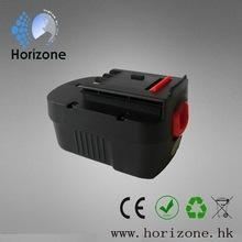 China Black&Decker 14.4v 2100mAh Replacement Power Tool Battery A14,BD1444L,HPB14,FSB14 on sale