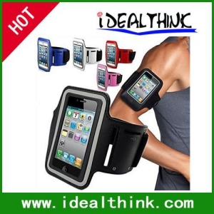China Item Running Sport Arm Band Armband Case Cover for iPhone 5/5S on sale