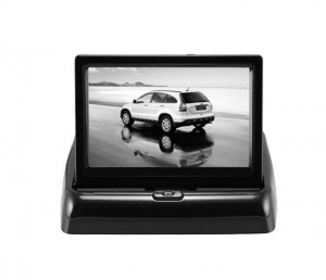 China CH-V1000B 3.5 inch Foldable TFT-LCD Car Monitor on sale
