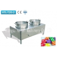China Candy Machine Double gas cooking stove on sale