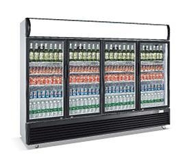 China Double doors Showcase Direct cooling Series-LG-1620 on sale