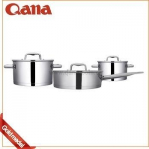 China non stick cookware pan set Kitchen on sale
