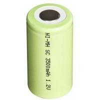 Ni-MH Cylindrical NI-MH SC-3500mAh 1.2VNI-MH SC