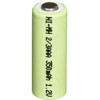 Ni-MH Cylindrical NI-MH 2/3AAA-350mAh 1.2VNI-MH 2/3AAA