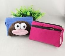 China Coin purse/wallet handmade big mouth cute coin purse on sale