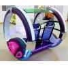 China le bar car Happy car electric swing car/Amusement park le bar car for sale