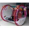 China le bar car Happy car electric swing car/Hot sale amusement park le bar car for sale