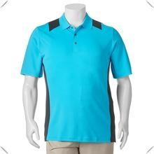 China double mercerized cotton golf polo shirts custom men wholesale made in China for sports on sale