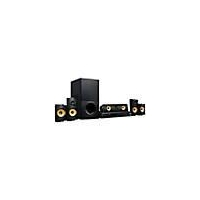 LG LHB725 5.1 Bluetooth Wi-Fi 3D Smart Blu-ray/DVD Home Cinema System