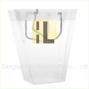 China flower sleeves plastic flower sleeve on sale