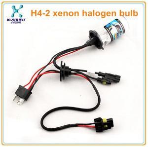 China HID bulb hi lo 12v h4 35w hid headlamp on sale