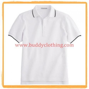 China Men's golf polo shirt 11001 on sale