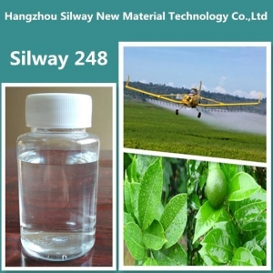 China Agricultral Silicone Fluid Silicone Surfactant on sale