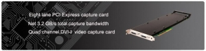 China Video Capture Cards NEW VisionHD4 on sale