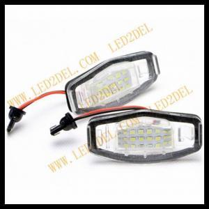 China honda civic led number plate light on sale