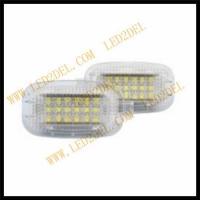 LED License plate light w204 led license plate light lamp