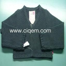 China Apparel Processing Services children knitted sweater on sale