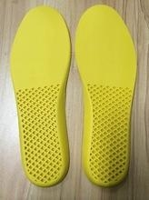China Pig skin leather pu sports insole on sale