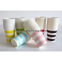 Biodegradable PLA Coated Cup, Biodegradable Paper Cup, PLA Paper Cup(DPC-039)