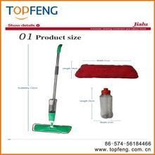 China Floor Cleaner Cartridge Spray Mop/microfiber cleaning mop/microfiber spray mop on sale