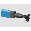 China DR5DP remote control pressure reducing and check valve for sale
