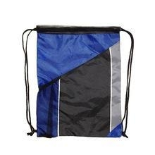 China nylon promotion drawstring sports bag backpack style on sale
