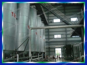 China Palm Oil Fractionation Completed Production Line on sale